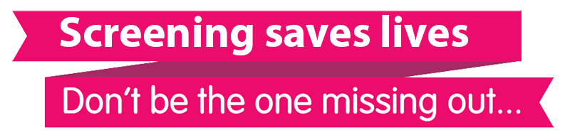 Screening Saves Lives Logo
